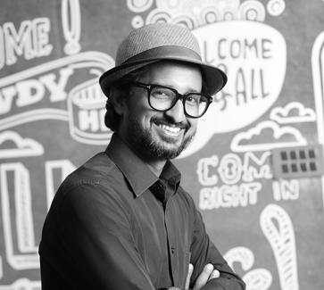 Murtaza Shakir - Creative Director, Islamabad