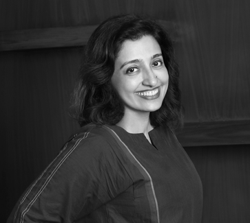 Rashna Abidi - Chief Creative Officer
