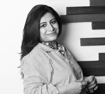 Ammarah Haroon Dar  - Creative Director, Karachi